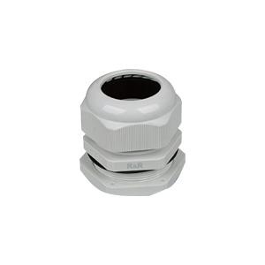 Plastic cable gland M-D type